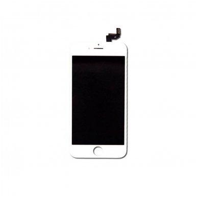 Apple iPhone 6S ekrano modulio (baltas) keitimas