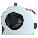 Aušintuvas (ventiliatorius) ASUS A53S K53S X53S (4PIN)