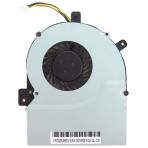 Aušintuvas (ventiliatorius) ASUS A55A A55V K55A K55V X55A X55V R500V (4PIN)
