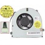 Aušintuvas (ventiliatorius) Dell Alienware M17x R3 R4 R5 0FKDN8 0THPDJ 04K1MM DFS601605HB0T DC28000BGF0