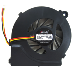 Aušintuvas (ventiliatorius) HP COMPAQ G4-1000 G6-1000 G7-1000 G56 G62 CQ56 CQ62 (3 kontaktai)