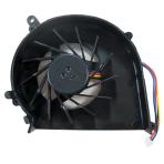 Aušintuvas (ventiliatorius) HP COMPAQ Pavilion CQ58 G58 450 455 650 655 (4PIN)