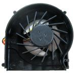 Aušintuvas (ventiliatorius) HP COMPAQ Pavilion DV6-3000 DV6-4000 DV7-4000 (3PIN)