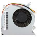 Aušintuvas (ventiliatorius) MSI CX61 CR650 GE60 GE620 FX600 FX610 FX620 (3 kontaktai)