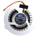 Aušintuvas (ventiliatorius) SAMSUNG P210 R518 R519 R520 R522 Q210 R700 (3 kontaktai)
