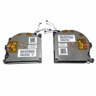 Aušintuvas (ventiliatorius) HP SPECTRE 13-V 13-V011DX 855629-001 855630-001 854828-001 vaizdo plokštės ir procesoriaus - komplektas (CPU + GPU)