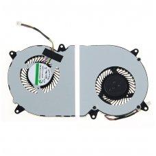 Aušintuvas (ventiliatorius) ASUS N550 N550J N550JV N550L N750 N750JV N750JK G550J