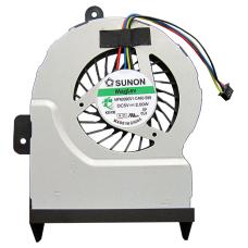 Aušintuvas (ventiliatorius) ASUS K55A K55C K55U K55X X55A X55C X55U X55X (4PIN, 10mm)