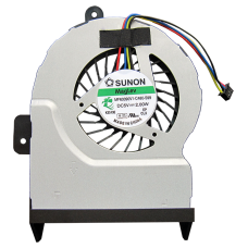 Aušintuvas (ventiliatorius) ASUS K55A K55C K55U K55X X55A X55C X55U X55X (4PIN, 14mm)