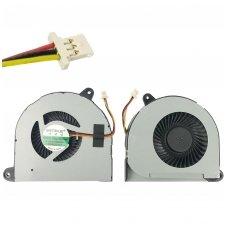 Aušintuvas (ventiliatorius) DELL Inspiron 17R 5720 7720 3760 DFS601305FQ0T (3PIN)