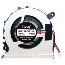 Aušintuvas (ventiliatorius) SAMSUNG NP530U3C NP540U3C NP530U3B (4PIN)