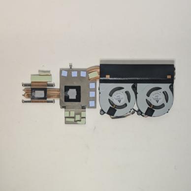 Aušintuvas-modulis (radiatorius+ventiliatorius) Acer Predator G3-572 Helios 300 PH317-51 60.Q2BN2.001 2