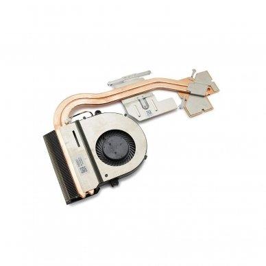 Aušintuvas-modulis (ventiliatorius + radiatorius) Acer Aspire E5-575G E5-774G F5-573G F5-771G K50-20 60.GD6N7.001