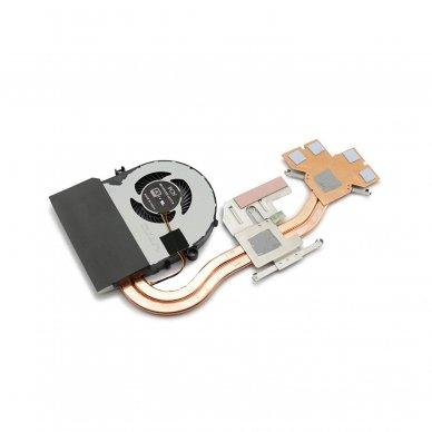 Aušintuvas-modulis (ventiliatorius + radiatorius) Acer Aspire E5-575G E5-774G F5-573G F5-771G K50-20 60.GD6N7.001 2