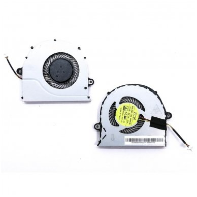 Aušintuvas (ventiliatorius) Acer Aspire E5-523 TravelMate TMP259-M Gateway NE574 23.GFHN7.001