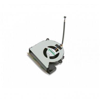 Aušintuvas (ventiliatorius) Acer Aspire G9000 Acer Predator G5-793 G9-591 G9-591R G9-592 G9-592R G9-593 G9-791 G9-792 G9-793 23.Q04N5.002 dešinys