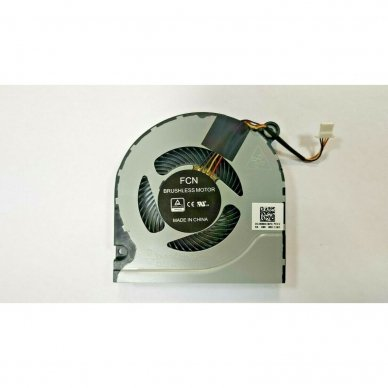 Aušintuvas (ventiliatorius) Acer Nitro AN515-51 AN515-52 AN515-53 Predator G3-572 Helios 300 PH317-51 PH315-51 PH317-52 23.Q2CN2.001