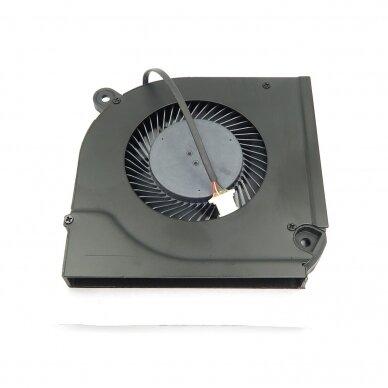 Aušintuvas (ventiliatorius) Acer Predator PH315-52 PH317-53 23.Q5MN4.002 dešinys (CPU - procesoriaus)