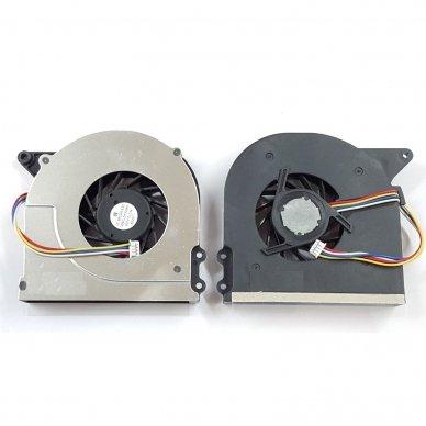 Aušintuvas (ventiliatorius) ASUS X51 X51C X51H X51L X51R X51RL