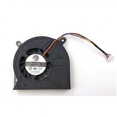 Aušintuvas (ventiliatorius) MSI AE2050 PLB08020B12H (4PIN)