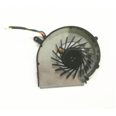 Aušintuvas (ventiliatorius) MSI GE72 GE62 PE60 PE70 GL62 GL72 MS-16J3 GE62VR GP62MVR MS-16J8 MS-16JB PAAD06015SL (4 kontaktai, GPU - vaizdo plokštės) 2