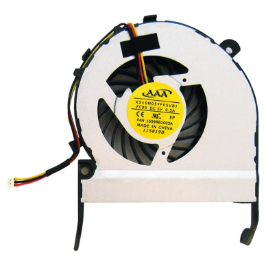 Aušintuvas (ventiliatorius) TOSHIBA Satellite C800 L800 L805 L845 M800 M805 (3 kontaktai)