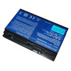 Baterija (akumuliatorius) ACER 5210 5220 5320 5420 7120 7620 (14.4V - 14.8V, 4400mAh)