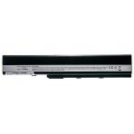 Baterija (akumuliatorius) ASUS A52 K52 P52 N82 X52 (4400mAh)