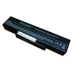Baterija (akumuliatorius) ASUS A72 A73 K72 K73 N71 N72 N73 X72 X73 X77 Pro7 (4400mAh)