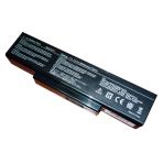 Baterija (akumuliatorius) ASUS A72 A73 K72 K73 N71 N72 N73 X72 X73 X77 Pro7 (6600mAh)