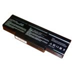 Baterija (akumuliatorius) ASUS A9 A95 A9000 Z9 Z94 Z96 Z97 Pro31 (6600mAh)