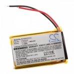 Baterija (akumuliatorius) belaidėms ausinėms Harman Kardon SOHO P462539, 3.7V 480mAh