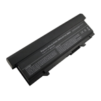 Baterija (akumuliatorius) DELL E5400 E5500 E5410 E5510 M4400 M6400 (BLACK, 8800mAh)