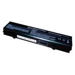 Baterija (akumuliatorius) DELL E5400 E5500 E5410 E5510 M4400 M6400 (juoda, 4400mAh)