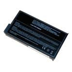 Baterija (akumuliatorius) HP COMPAQ NC6000 NC8000 Evo N1000 Presario 1500 1700 (10.8V - 11.1V, 4400mAh)