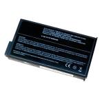 Baterija (akumuliatorius) HP COMPAQ NC6000 NC8000 Evo N1000 Presario 1500 1700 (14.4V - 14.8V, 4400mAh)