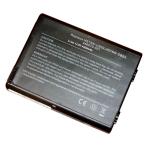 Baterija (akumuliatorius) HP COMPAQ NX9100 R3000 R4000 ZD8000 ZV5000 ZV6000 ZX5000 (4400mAh)
