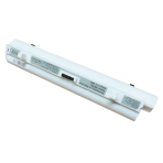 Baterija (akumuliatorius) IBM LENOVO S9 S10 S12 (balta, 4400mAh)