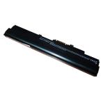 Baterija (akumuliatorius) MSI U90 U100 U120 U130 U200 U250 (BLACK, 4400mAh)