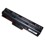 Baterija (akumuliatorius) SONY VGN-AW VGN-BZ VGN-CS VGN-FW VGN-NS VGN-NW BLACK (4400mAh)