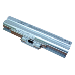 Baterija (akumuliatorius) SONY VGN-AW VGN-BZ VGN-CS VGN-FW VGN-NS VGN-NW (SILVER, 4400mAh)