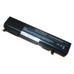 Baterija (akumuliatorius) TOSHIBA A10 A50 F20 T10 M10 M300 M500 S100 U200 (4400mAh)