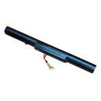 Baterija (akumuliatorius) ASUS A450 F450 F550D R510D X450 X550D X750J X751L (2200mAh)
