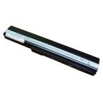 Baterija (akumuliatorius) ASUS A52 K52 P52 N82 X52 (6600mAh)
