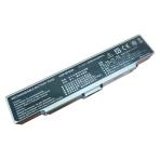 Baterija (akumuliatorius) SONY VGN-AR VGN-CR VGN-NR VGN-SZ (sidabrinė, 4400mAh)