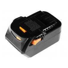 Baterija (akumuliatorius) GC elektriniam įrankiui AEG L1830R B1820R 18V 4Ah