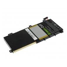 Baterija (akumuliatorius) GC C21N1333 for Asus Transformer Book Flip TP550 TP550L TP550LA TP550LD 7.6 V 5000mAh
