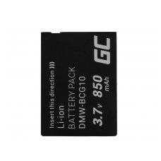 Skaitmeninės kameros baterija (akumuliatorius) GC skirta Panasonic Lumix DMC-TZ10 DMC-TZ20 DMC-TZ30 DMC-ZS5 DMC-ZS10 DMC-ZX1 DMC-ZX3 3.7V 850mAh
