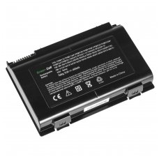 Baterija (akumuliatorius) GC Fujitsu LifeBook A8280 AH550 E780 E8410 E8420 N7010 NH570 10.8V (11.1V) 4400mAh
