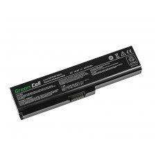 Baterija (akumuliatorius) GC Toshiba Satellite A660 C650 C660 C660D L650 L650D L655 L670 L670D L675 10.8V (11.1V) 4400mAh